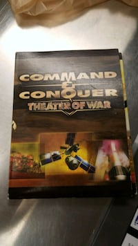 Command & conquer theater of war pc
