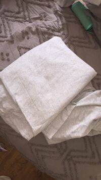 never used flannel twin xl sheet set with pillow case Unicoi, 37692