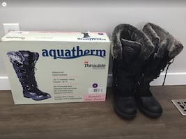 Size 8 Women's Winter-boot.