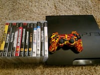 Ps3 with games Fort Belvoir