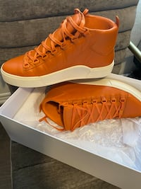 Balenciaga high cut brand net shoes size 43 Kleinburg, L0J