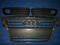Audi A4 Front Center Grille & Lower Grilles Augusta, GA, USA