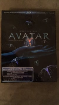 Avatar Extended Bluray Mississauga, L5A