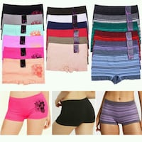 women's assorted color shorts Virginia Beach, 23452