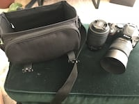 Nikon D5100 camera. Two Nikon lenses. Stafford, 22556