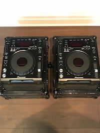 Pioneer CDJ 850's (includes cases, adapters, RCA's) Washington, 20003