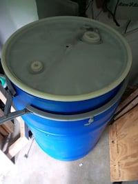55 gallon drum
