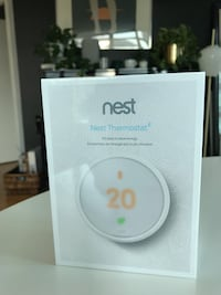 The Nest Thermostat - new in package Toronto, M5V 3S8