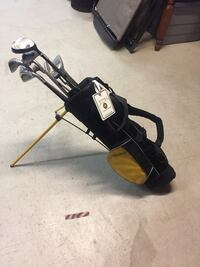 black and yellow golf bag Roselle, 60157