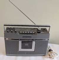 Antique Vintage National Panasonic Boombox Radio Cassette RS-460S  Toronto