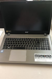 Acer Aspire F15 256GB Laptop Silver Spring, 20905