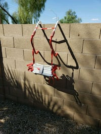 Kiddie fire escape ladder for two story home  Surprise, 85379