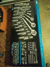 black and blue socket wrench set Estacada, 97023