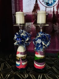 Candle Holder Wineglasses Calgary, T2B 3C9