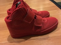 "Nike Flystepper 2k3 ""October Red"" Sz 10.5 Bowie, 20720"