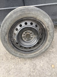 All Season Tires : 2 80% tread the other 2 60% ( 205 55 16).Came off a Nissan  Toronto, M2N 5X2