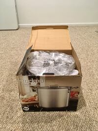 16 Qt Stainless Steel Pot
