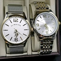 2 NEW US POLO WATCHES Fort Meade, 20755