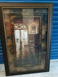 Beautiful Large Framed Picture Ocala, 34471