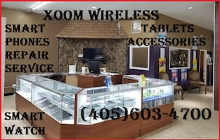 Best place in town to get your cell phones, tablets, accessories, activation and much more.Smart phones starts @ $59.99 right here at XOOM WIRELESS, Huge sale on all smart phones. XOOM WIRELESS has the largest selection of smart phones, tablets, accessori