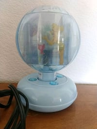 Tinkerbell lamp nightlight