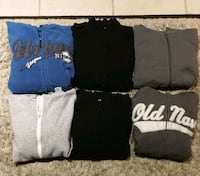 6 Sweaters (size 10-12) Mississauga, L5V 1H6