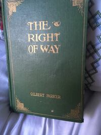 The right of way-1901