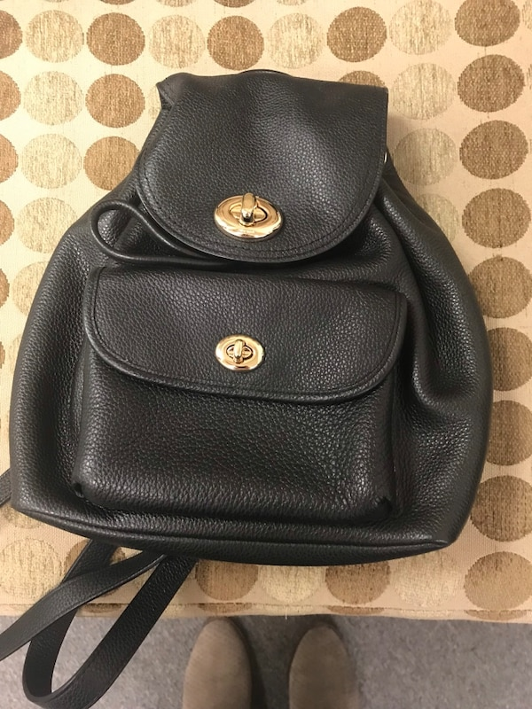 Coach backpack purse NEW