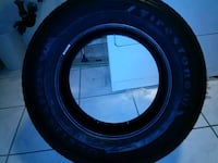 round black vehicle tire with clear glass panel Sun City West, 85375
