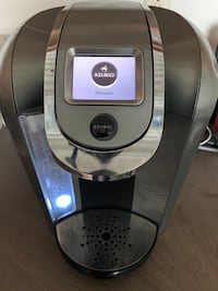 Touchscreen Keurig