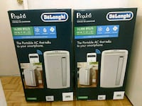$490 Each-2 Brand New-Delonghi Portable Ac
