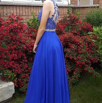 Blue Prom Dress Ajax, L1Z 2E3