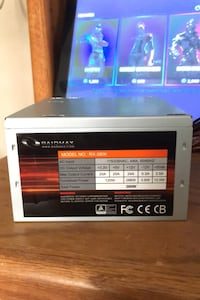 Raidmax 380W PC Power Supply
