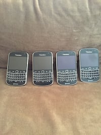 50 each mint blackberry bold 9900 Unlocked with charger  Toronto, M4H 1K2