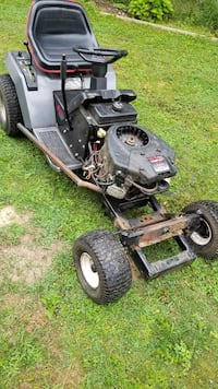Dragracing style racing lawn mower Rochester, 14624