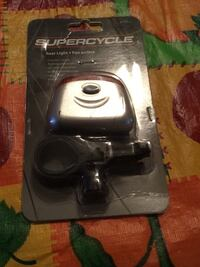 Flashing night light for a bike (with batteries) 732 km