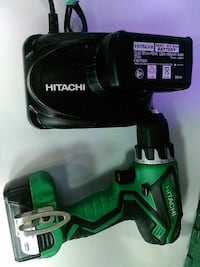 Шуруповёрт hitachi ds20 dal