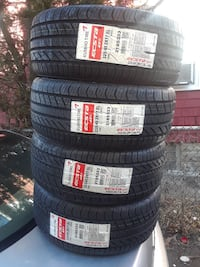 4 tires 225/45/ZR17 XL Boston, 02131