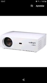 Vivibright f30 projeksiyon cihazı full hd ..