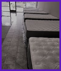 Brand new mattresses for sale - Take home for as low as $25