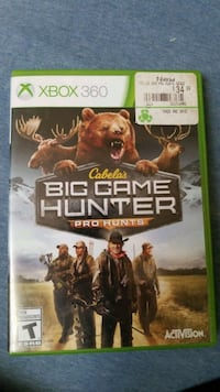 Cabelas hunting game Sherwood Park, T8A