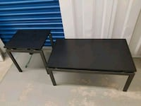 2 end tables & coffee table Towson