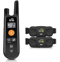 Rechargeable dog training collar up to 1000 Ft Boston, 02119
