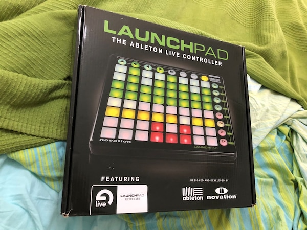Launchpad ableton controller