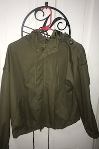 army green forever 21 jacket Council Bluffs, 51503