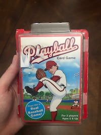 Playball Card Game (FREE)