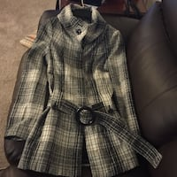 Winter coat bought from Le Chateau. XXS. Almost new. Kamloops, V2C 1P9