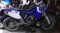 The 2001 YZ426f