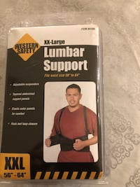 Lumbar support xxL New Rockville, 20852