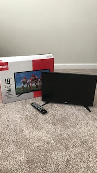 RCA 19 Inch LED TV with Original Box and Remote Chattanooga, 37421